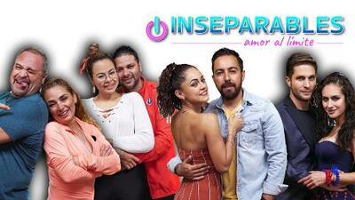 El amor se pondrá en juego en 'Inseparables': gran estreno 27 de mayo por UniMás