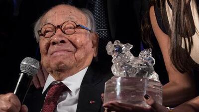 A los 102 años, muere el arquitecto que diseñó la pirámide de cristal del museo del Louvre