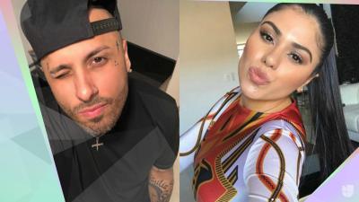 Nicky Jam y su esposa Angélica Cruz, lo que podemos contar de esta misteriosa relación