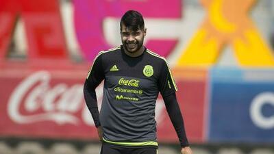 Néstor Araujo fue baja del Tri de último minuto
