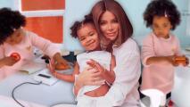 Con la vena 'empresarial' de su familia: la hija de Khloé Kardashian le cobra por el almuerzo