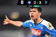 ¡Ni con el Chucky! Napoli cae en casa ante el Lecce