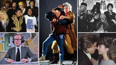 Sucesos que dejaron huella en el mundo del entretenimiento en 1985