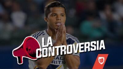 La Controversia: ¿Giovani dos Santos al América? Ni regalado