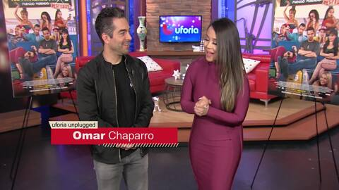 Uforia Unplugged with Omar Chaparro & Yaya