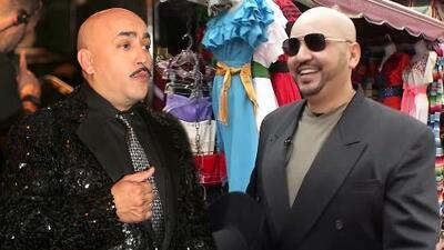 Conoce al doble de Lupillo Rivera que también canta, baila y se ríe idéntico al 'Toro del corrido'
