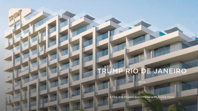 Un hotel y cinco rascacielos de Trump son investigados por corrupción en Brasil