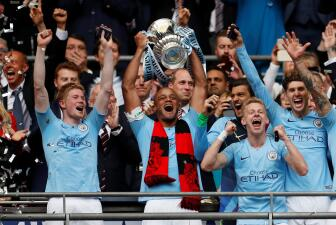 En fotos: Manchester City es el rey de Inglaterra al ganar la FA Cup