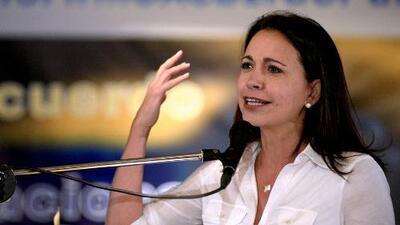 """""""Esto ha sido un nivel sin precedentes de crueldad"""": María Corina Machado tras el asesinato de Oscar Pérez"""