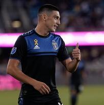 Un soldado de Matías Almeyda regresa a San Jose