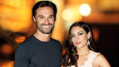 Iván Sánchez y Ana Brenda Contreras aparecen nuevamente como pareja en la pantalla