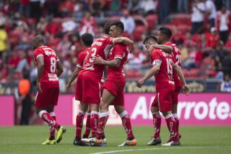 En fotos: Toluca se pone de líder del Clausura 2018 con su triunfo contra Puebla