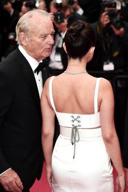 Sin embargo, nada apunta a que realmente  <b>el actor de 68 años y la actriz de 26</b> tengan algo más que una buena amistad y  <b>mutua admiración</b>.
