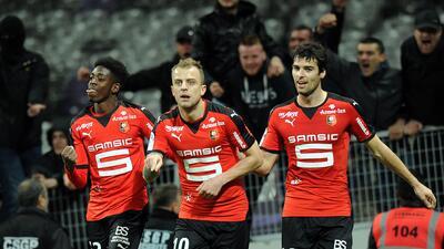 El Stade Rennais remonta en Toulouse y accede a la zona europea en la Ligue 1