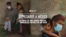 Expulsados México: Cómo la comunidad transgénero se unió para ayudar a los migrantes que tratan de llegar a EEUU