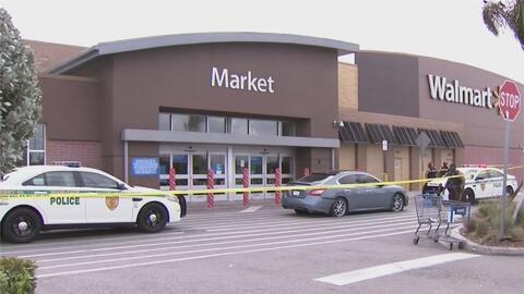 Cierran preventivamente una tienda Walmart en Miami-Dade tras reporte de disparos