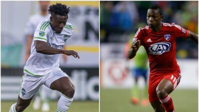 Fabián Castillo vs Obafemi Martins: ¿Quién es el más rápido del Oeste?