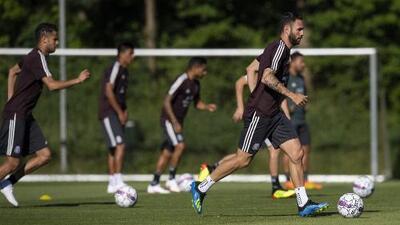 Con sorpresa incluida, Osorio ya tendría un 11 preparado para enfrentarse ante Alemania