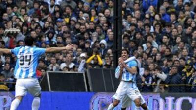 Racing logra su segunda victoria consecutiva en la jornada 14 de Argentina