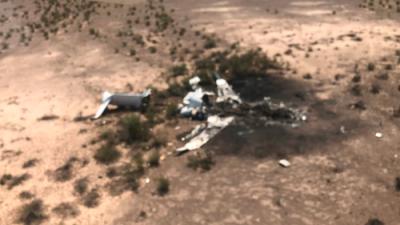 Hallan los restos del avión privado que desapareció en el norte de México con 13 personas a bordo