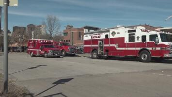 Escape de gas en un edificio de Dallas provoca la hospitalización de 16 personas y la evacuación de cientos