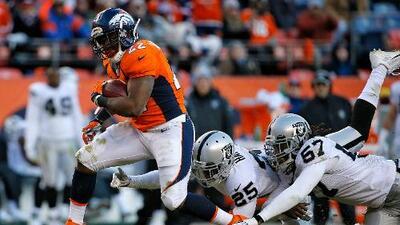 Highlights Semana 17: Oakland Raiders vs Denver Broncos