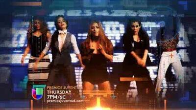 Fifth Harmony in Premios Juventud 2015, no te las puedes perder