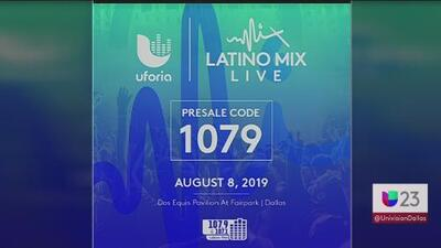 #EnElMix: Regresa 'Uforia - Latino Mix Live'