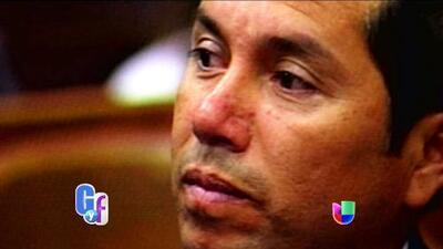José Trinidad Marín, ex esposo de Jenni Rivera, quiere salir de la cárcel por buena conducta