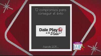 """""""Dale play a tu vida"""", un movimiento para conseguir el éxito"""