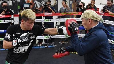 Tenshin Nasukawa va por el 'KO' ante Mayweather