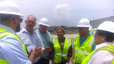 Avanzan los trabajos en el Aeropuerto Mercedita de Ponce