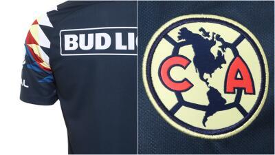 Ya es oficial el jersey visitante del América para la próxima temporada de Liga MX