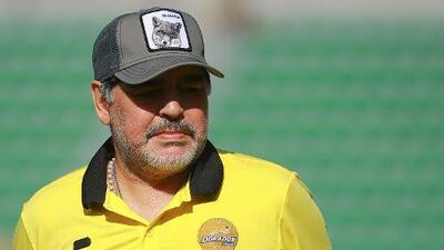 El destino cambió la historia de Maradona; apuntaba hacia Europa y terminó en México