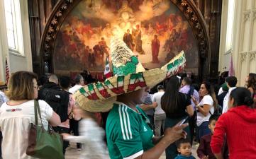 En fotos: Así se celebró en Nueva York el Día de la Independencia de México 2019