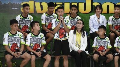 ¿Cuál fue el mayor temor de los jóvenes rescatados de una cueva en Tailandia?