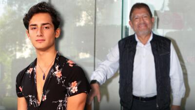 Emilio Osorio ya tiene otro protagónico que le preparó su papá, pero él dice no estar enterado