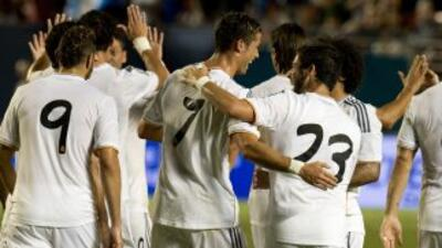 El Real Madrid regresa de la gira norteamericana con las mejores sensaciones