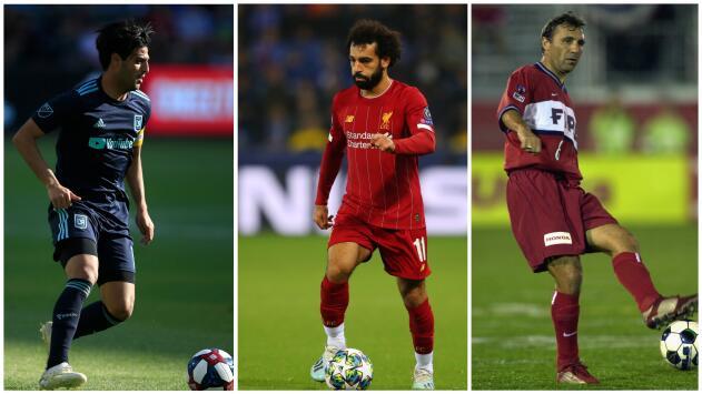 Bradley comparó a Vela con Salah y Stoichkov