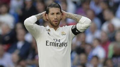 Florentino Pérez asegura que Sergio Ramos no se va del Real Madrid