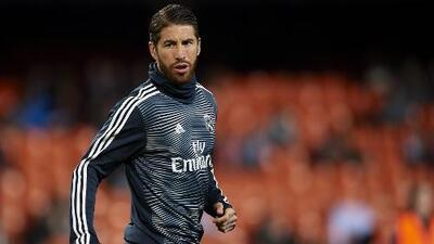 Bomba: Sergio Ramos habría pedido su carta de libertad al Real Madrid para irse al fútbol chino