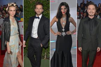 Los mejor y peor vestidos de la alfombra  de Latin GRAMMY 2015
