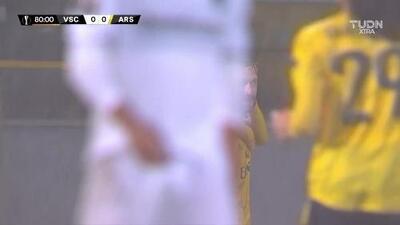 Mustafi puso en ventaja al Arsenal en Portugal