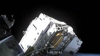 Así desplegó SpaceX los primeros satélites para una red de internet global desde el espacio