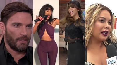 Lo más visto: Julián Gil arremetió contra Marjorie por comentarios sobre su madre, Clarissa bailó como Kim Kardashian y Chiquis Rivera lució más bella que nunca junto a su novio