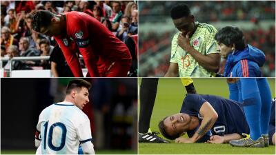 El 'virus FIFA' volvió a atacar: los lesionados que dejó la jornada de selecciones en el mundo