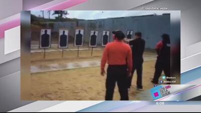 ¿Alcaldes cometieron delitos en el polígono de tiro?