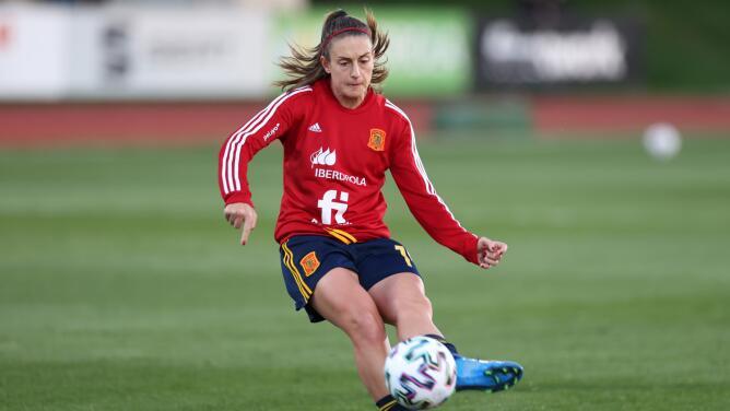 Alexia Putellas elogia trabajo del futbol femenil en México