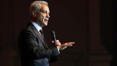 Un casino, impuestos a la marihuana y reforma constitucional: las soluciones del alcalde de Chicago para la crisis de pensiones