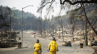 ¿Podría la mejor planificación urbana prevenir incendios en California?